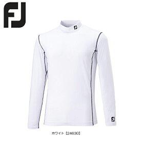 【送料無料 メール便】夏用 FOOTJOY フットジョイ クーリングモックシャツ FJ-S15-B01 夏用 インナー アンダー