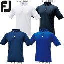 【送料無料 メール便】 【2016年モデル】 FOOTJOY フットジョイ バンドシャツ FJ-S16-S70