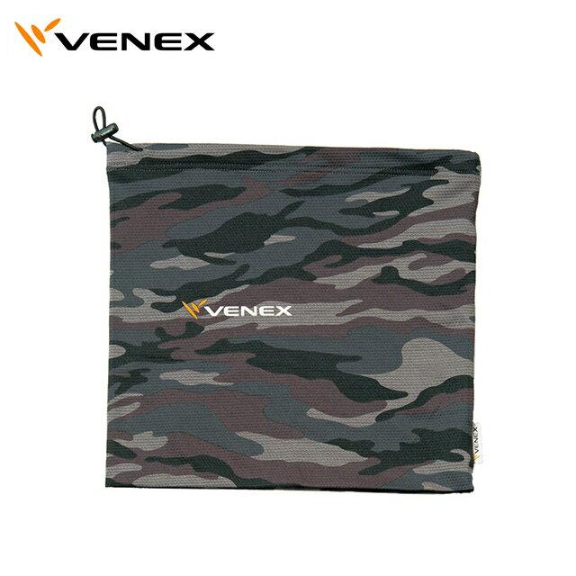 【送料無料 メール便】Venex ベネクス 2WAYコンフォート ライト 首巻き 6963-3600