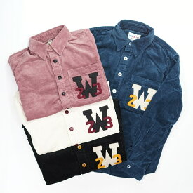 WEIRDO(ウィアード)W COLLEGE - L/S SHIRTS全4色 フリース シャツ 長袖2019 AW 送料無料 代引き手数料無料 あす楽対応 GLAD HAND GANGSTERVILLE