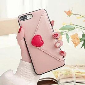 【SNSで話題】iPhoneケース 手帳型 かわいい ボタン式 軽い 使いやすい ハート おしゃれ iphone xr iphone xs iphone xs iphone7