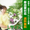 【送料無料】即日発送可能!8000円(税込8400円)お供え用アレンジ・花束おまかせコース!