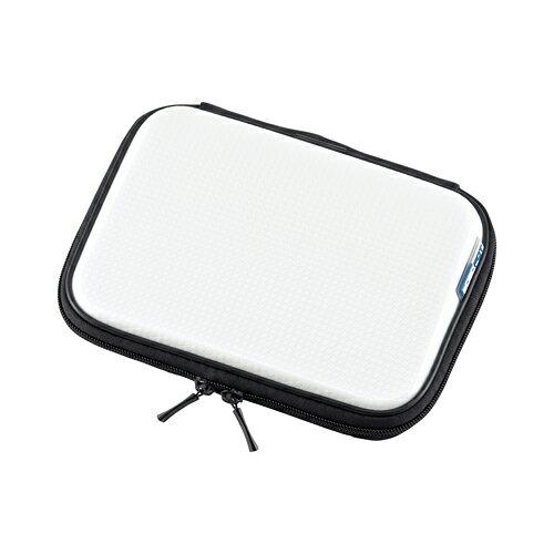 【アウトレット】 【サンワサプライ】電子辞書ケース(衝撃吸収ハードタイプ・ホワイト) PDA-EDC30W