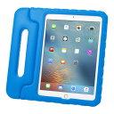 【アウトレット】iPad Pro/iPad Air 2ケース(衝撃吸収・9.7インチ・ブルー) サンワサプライ PDA-IPAD95BL
