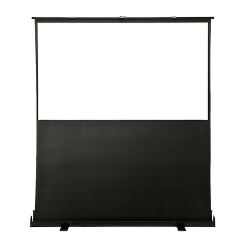 【訳ありアウトレット】【※本体に訳あり】 プロジェクタースクリーン 84インチ(ワイド・自立式・床置き・パンタグラフ・モバイル・フル・HD) out-EEX-PSY2-84HD