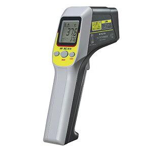 放射温度計 レーザーマーカー付き 400-TST430 サンワサプライ