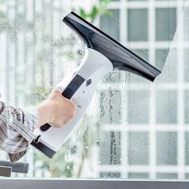 電動クリーナー 窓ガラス バキューム 結露 カビ対策 コードレス 充電式 掃除機 風呂 車 鏡 200-CD052 サンワサプライ