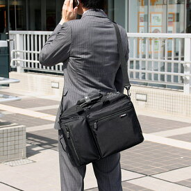 ビジネスバッグ 3WAY 大容量 拡張 20L リュック ショルダー 手提げ 鍵 ダイヤル式ロック 通勤 出張 15.6型 200-BAG048 サンワサプライ