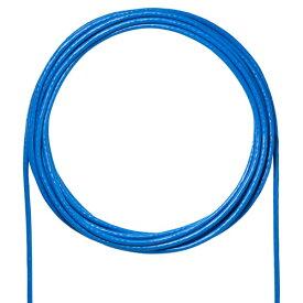 カテゴリ6A LANケーブルのみ ブルー 100m KB-T6A-CB100BL サンワサプライ