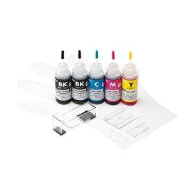 詰め替えインク BCI-325 326シリーズ対応5色セット 各30ml INK-C325S30S5 サンワサプライ