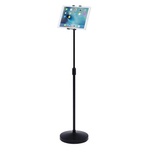 【訳あり 新品】iPad・タブレットスタンド(7〜13インチ対応・高さ可変機能付き) MR-TABST12 サンワサプライ ※箱にキズ、汚れあり