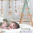 【送料無料】 ベビージムセット BTL-BGS 木製 おしゃれ かわいい 赤ちゃん向け 子育て プレイジム ホップル ベビートイラインシリーズ 誕生祝い 出産祝い【予約12cm】