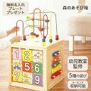 【びっくり特典あり】【送料無料】 森のあそび箱 エドインター おもちゃ 知育玩具 あそび道具