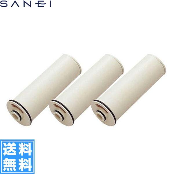 [M717M-1]三栄水栓[SAN-EI]浄水器用カートリッジ3本セット【送料無料】【あす楽対応】