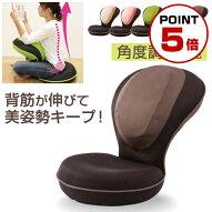 背筋がGUUUN・美姿勢座椅子・0070-2058・背筋がグーン
