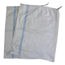 土のう袋 ブルーライン 50枚入り PE-104 ウイングエース 熱田資材