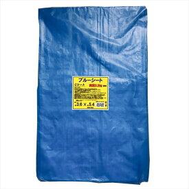 3.6×5.4 10枚入 ブルーシート 中厚シート #2200タイプ 養生シート ウイングエース