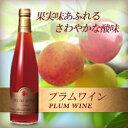 月桂冠 プラムワイン 500mLびん詰【甘味果実酒】