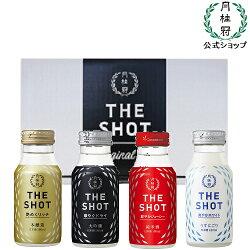 THESHOT飲み比べセット180mL×4