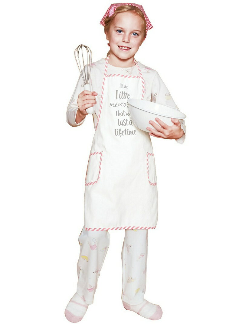 【SALE/30%OFF】gelato pique キッズエプロン/キッズ ジェラートピケ ファッショングッズ【RBA_S】【RBA_E】