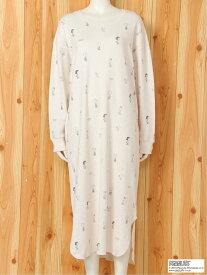 [Rakuten Fashion]SNOOPYドレス gelato pique ジェラートピケ インナー/ナイトウェア ルームウェア/その他 ベージュ【送料無料】