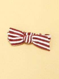 [Rakuten Fashion]スムーズィーBDヘアバンド gelato pique ジェラートピケ 帽子/ヘア小物 カチューシャ/ヘアバンド レッド ネイビー