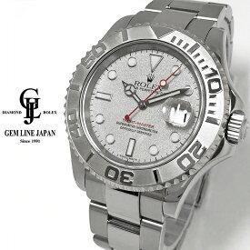 【中古】ロレックス ヨットマスター 16622 P番 ロレジウム メンズ 自動巻き 腕時計