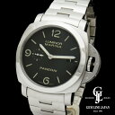 【中古】【美品】 パネライ PAM0328 ルミノールマリーナ1950 3DAS メンズ 腕時計