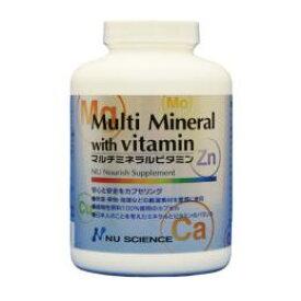 マルチミネラルビタミン【不足しがちなミネラル・ビタミンの摂取に】