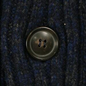 SettefiliCashmereセッテフィーリカシミアウールカシミアショールカラーニットカーディガンメンズ19秋冬CM12/BEIGECM13/NAVYTR5CAJ