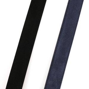 TIBERIOFERRETTI(ティベリオフェレッティ)スエードドレスレザーベルト2色BLACKNAVY(1155)【メンズ】