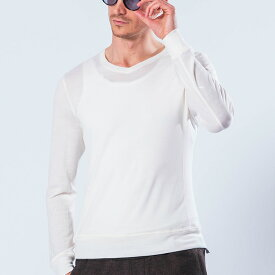wjk 19w washable V-neck knit 6848kw82 【 Vネック ニット 薄手 】【MENS】