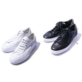 【お買物マラソンポイント期間5倍!】wjk traditional sneaker トラディショナル ローカットスニーカー 21ss 10/white 99/black 8951lc28t