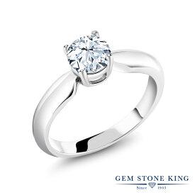 ジルコニア 指輪 レディース リング シルバー925 ブランド おしゃれ 一粒 CZ 白 大粒 シンプル ソリティア 金属アレルギー対応 母の日