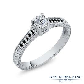 0.32カラット 天然 ダイヤモンド 指輪 レディース リング シルバー925 ブランド おしゃれ 細工 ダイヤ 小粒 マルチストーン 華奢 細身 天然石 4月 誕生石 婚約指輪 エンゲージリング 母の日