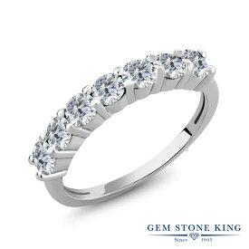 1.05カラット 天然 ダイヤモンド 指輪 レディース リング シルバー925 ブランド おしゃれ ダイヤ 小粒 バンド 天然石 4月 誕生石 プレゼント 女性 彼女 妻 誕生日 母の日