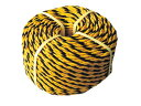 【期間限定】特別価格 標識ロープ(トラロープ)12mm×100m