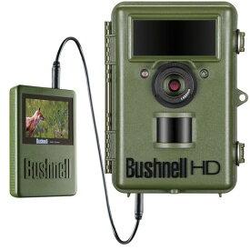 【送料無料】Bushnell ブッシュネル 屋外型センサーカメラ トロフィーカム ネイチャービューHDライブ 無人監視カメラ 防犯カメラ [日本正規品]