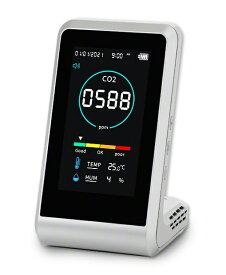 3R スリーアールソリューション CO2モニター COTH01 換気のタイミングをアラームでお知らせ