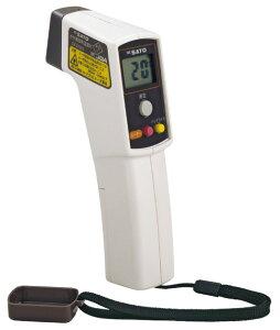 skSATO 佐藤計量器 SK-8700II 赤外線放射温度計 [No.8261-00 レーザーマーカー 放射率可変可能]