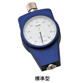 ムラテックKDS ゴム硬度計 タイプA DM-104A 標準型 手押し測定専用 [タイヤ ゴムホースなど一般ゴム用]