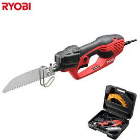 RYOBI リョービ 電気のこぎり ASK-1010KT ケース付き [618400B]