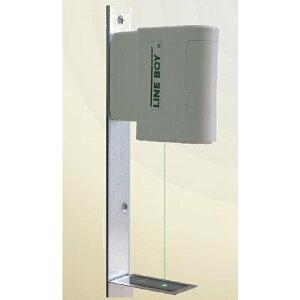 [JSIMA認定店] LBコア グリーンレーザー下げ振り ラインボーイ Dポイント DPV1503G型 目盛板(ピカッと目盛 PM25) ポーチ付きセット