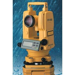 【JSIMA認定店】 校正証明書付] 新品 TOPCON トプコン DT-213 デジタルセオドライト レーザーポインター搭載 【測量機 トランシット 角度測定】