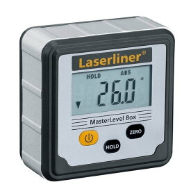 ウマレックス マスターレベルBOX デジタル電子水準器 [Laserliner 水平器 土木 建築 測量] 日本正規品