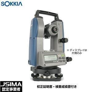 JSIMA認定店(校正証明書付) 新品 SOKKIA DT950LF デジタルセオドライト 本体のみ レーザーポインター搭載 トランシット
