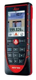 (T)タジマ TAJIMA  カラーファインダー搭載の外でも使えるレーザー距離計レーザー距離計 ライカディスト D510 DISTO-D510 ※代引き不可 万全の3年間保証