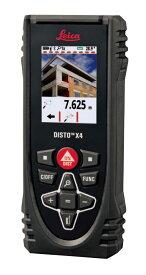 (T)タジマ TAJIMA  屋外の長距離照準に便利な4倍ズームポイントファインダーを搭載 レーザー距離計 ライカディスト X4 DISTO-X4 ※代引き不可 万全の3年間保証