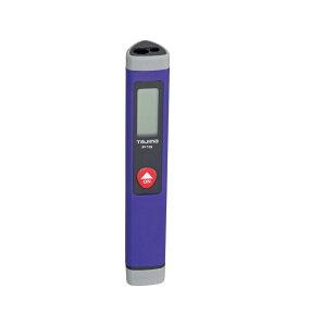 (T)タジマ TAJIMA  スティックタイプの軽量・コンパクトな設計レーザー距離計タジマP15パープル LKT-P15P ※代引き不可
