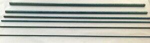 全ネジ 全ネジボルト メッキ ユニクロ 1m M12 P1.75 全ねじ